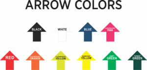 Arrow Colors