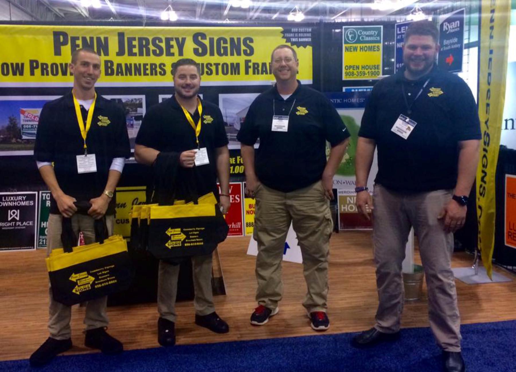 Penn Jersey Employees 2